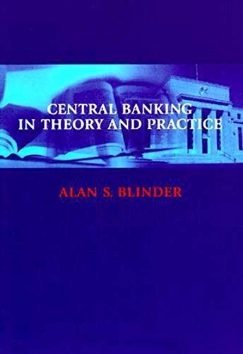 9780262522601: Central Banking in Theory and Practice (Lionel Robbins Lectures)