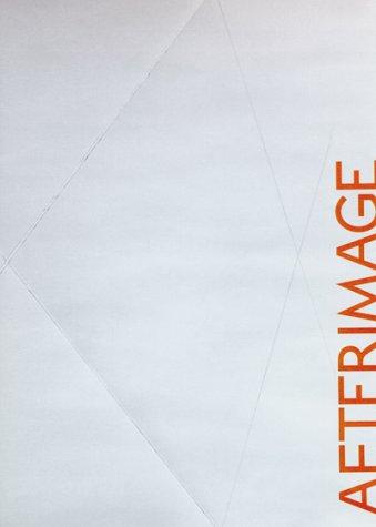 Afterimage: Drawing Through Process: Butler, Cornelia H