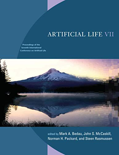 9780262522908: Artificial Life VII: Proceedings of the Seventh International Conference on Artificial Life (Complex Adaptive Systems)