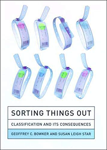 9780262522953: Sorting Things Out: Classification and Its Consequences (Inside Technology)