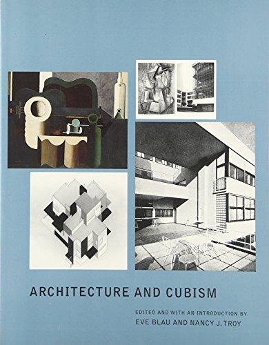 9780262523288: Architecture and Cubism (Centre Canadien d'Architecture/Canadian Centre for Architecture)