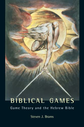 9780262523325: Biblical Games: Game Theory and the Hebrew Bible