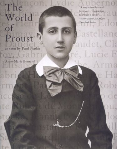 9780262524261: The World of Proust