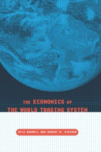 9780262524346: The Economics of the World Trading System (MIT Press)