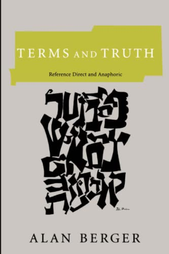 9780262524377: Terms and Truth – Reference Direct and Anaphoric