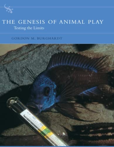 9780262524698: The Genesis of Animal Play: Testing the Limits (A Bradford Book)