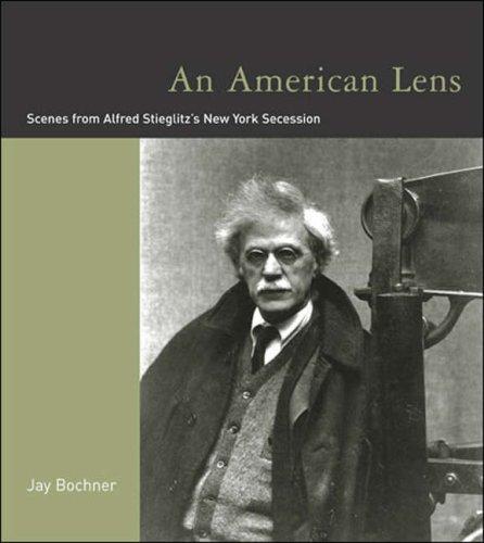 9780262524889: An American Lens: Scenes from Alfred Stieglitz's New York Secession