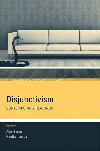 9780262524902: Disjunctivism: Contemporary Readings (MIT Readers in Contemporary Philosophy)
