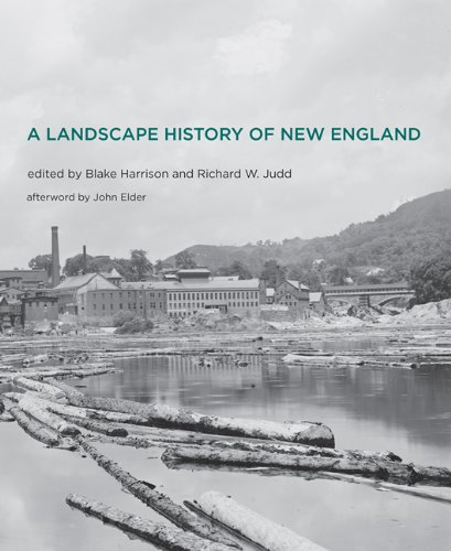 9780262525275: A Landscape History of New England (MIT Press)