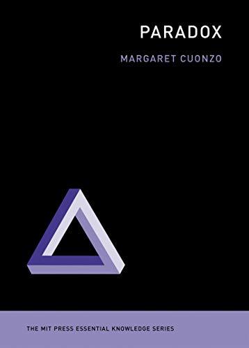 9780262525497: Paradox (The MIT Press Essential Knowledge series)