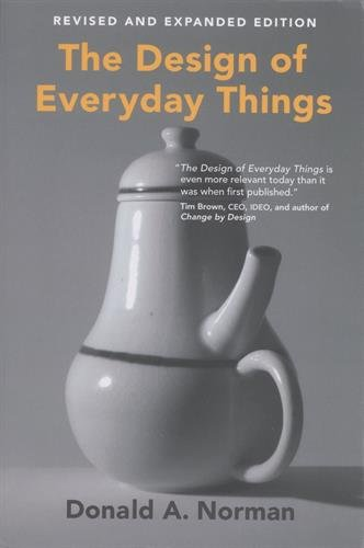 9780262525671: The Design of Everyday Things (MIT Press)