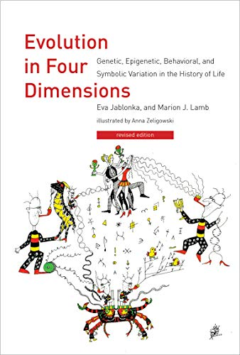 9780262525848: Evolution in Four Dimensions: Genetic, Epigenetic, Behavioral, and Symbolic Variation in the History of Life (Life & Mind: Philosophical Issues in Biology & Psychology)