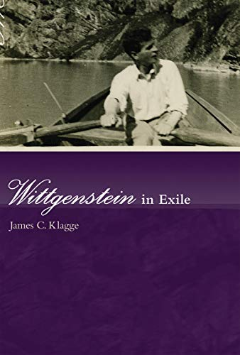 9780262525909: Wittgenstein in Exile (MIT Press)