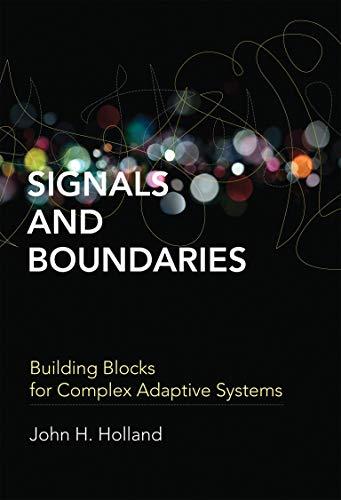 9780262525930: Signals and Boundaries