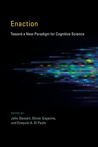 9780262526012: Enaction - Toward a New Paradigm for Cognitive Science