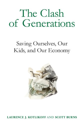9780262526104: The Clash of Generations: Saving Ourselves, Our Kids, and Our Economy