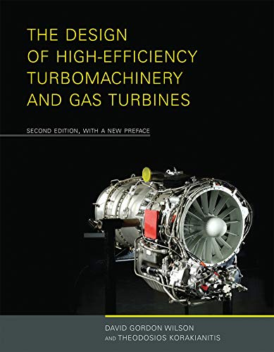 9780262526685: The Design of High-Efficiency Turbomachinery and Gas Turbines (MIT Press)