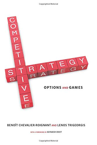9780262526715: Competitive Strategy: Options and Games (MIT Press)