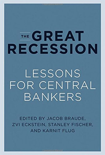 9780262526739: The Great Recession: Lessons for Central Bankers (MIT Press)