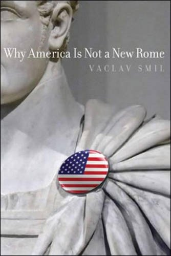 9780262526852: Why America Is Not a New Rome (MIT Press)