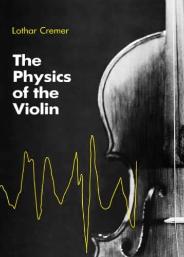9780262527071: The Physics of the Violin (MIT Press)