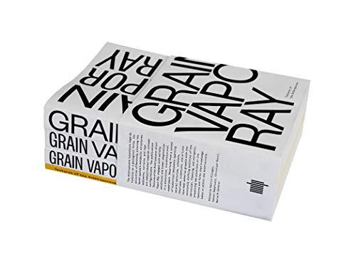 9780262527415: Textures of the Anthropocene: Grain Vapor Ray