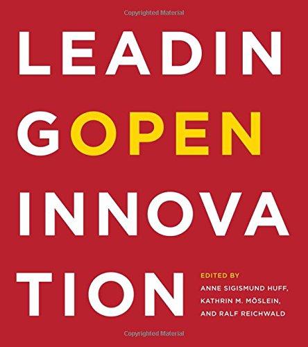 9780262527477: Leading Open Innovation