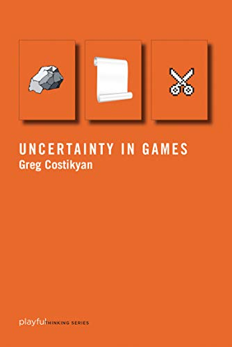 9780262527538: Uncertainty in Games (Playful Thinking Series)