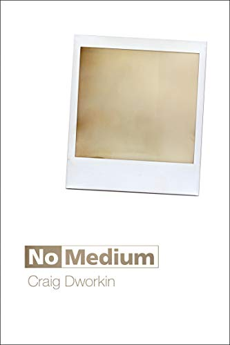 9780262527552: No Medium (MIT Press)