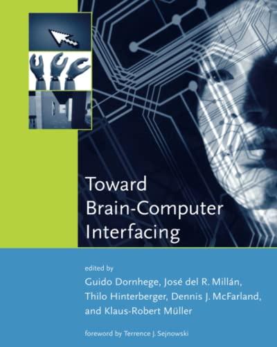 9780262527880: Toward Brain-Computer Interfacing