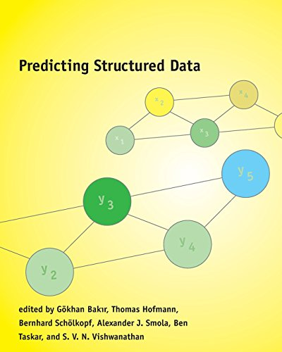9780262528047: Predicting Structured Data (Neural Information Processing Series)