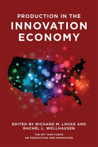 9780262528252: Production in the Innovation Economy (MIT Press)