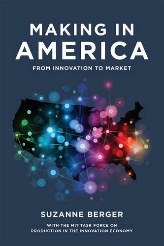 9780262528375: Making in America: From Innovation to Market (MIT Press)