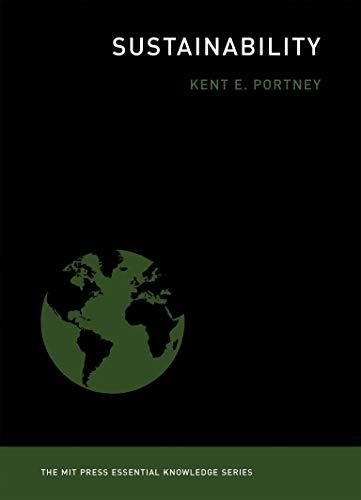 9780262528504: Sustainability