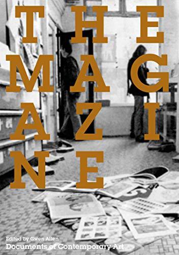 9780262528665: The Magazine (Whitechapel: Documents of Contemporary Art)