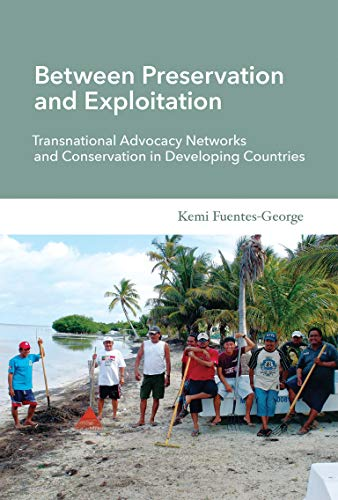 Between Preservation and Exploitation : Transnational Advocacy: Kemi Fuentes-George