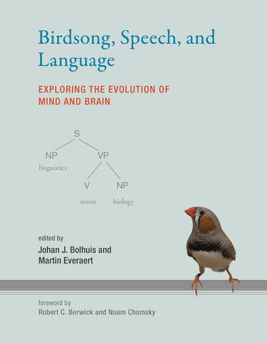 9780262528849: Birdsong, Speech, and Language: Exploring the Evolution of Mind and Brain
