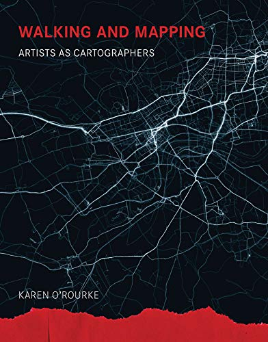 9780262528955: Walking and Mapping: Artists As Cartographers