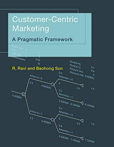 9780262529051: Customer-Centric Marketing: A Pragmatic Framework (MIT Press)