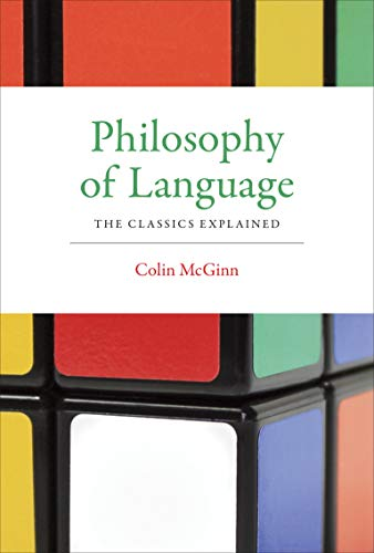 9780262529822: Philosophy of Language: The Classics Explained (MIT Press)
