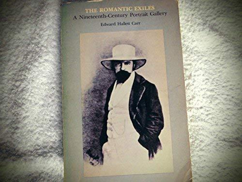 9780262530408: Romantic Exiles: A Nineteenth Century Portrait Gallery