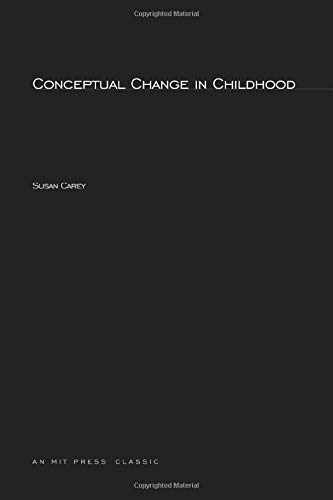 9780262530736: Conceptual Change In Childhood (Learning, Development, and Conceptual Change)