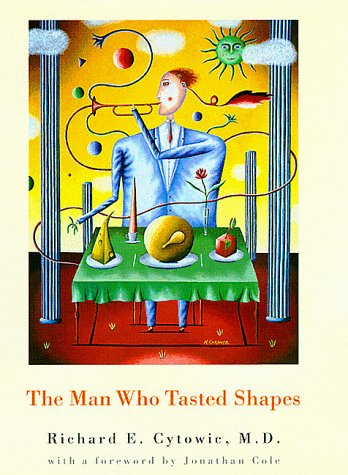 9780262531528: The Man Who Tasted Shapes (Bradford Books)
