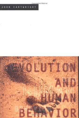 9780262531702: Evolution and Human Behavior