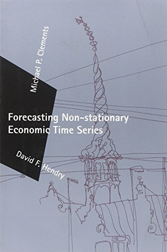9780262531894: Forecasting Non-Stationary Economic Time Series (Zeuthen Lectures)