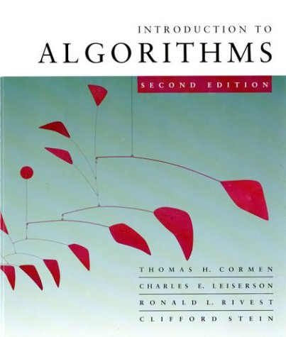 9780262531962: Introduction to Algorithms, Second Edition