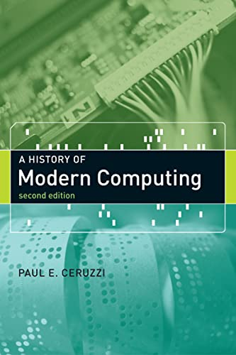 9780262532037: A History of Modern Computing