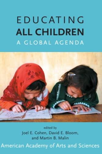 Educating All Children: A Global Agenda: Aaron Benavot, Eric
