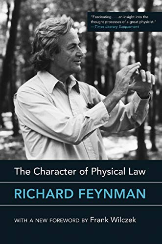 9780262533416: The Character of Physical Law (Mit Press)