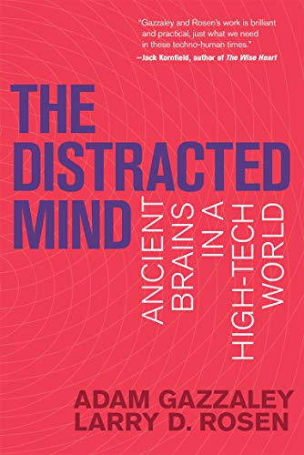9780262534437: Distracted Mind: Ancient Brains in a High-Tech World (The MIT Press)